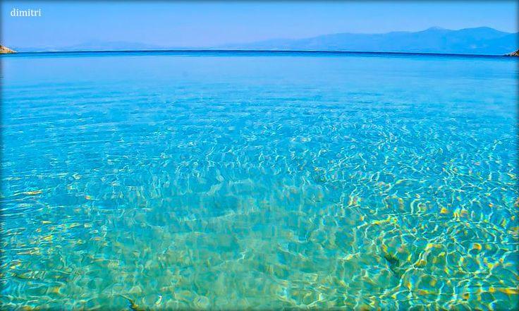 Paradise! Samos Island, Greece! Photo by Dimitris Korakis