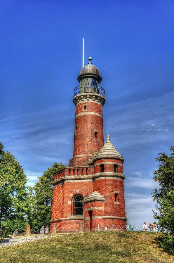 Leuchtturm Holtenau, Nord-Ostsee-Kanal