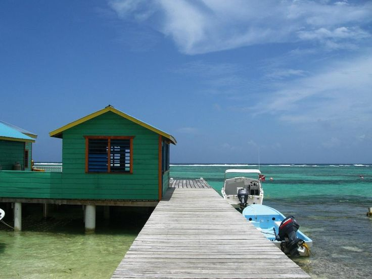 Tranquility Bay. http://www.buckettripper.com/diving-the-belize-barrier-reef-off-ambergris-caye/