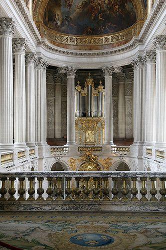 Chateau de Versailles  Royal Chapel - Versailles_20
