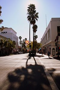 """Santa Barbara: """"Balmy weather, glorious beaches, crystal-clear air, and serene landscapes have lured people to the Central Coast since prehistoric times. It's an ideal place to relax, slow down, and appreciate the good things in life."""""""