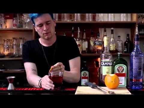 Jäger Negroni Recipe