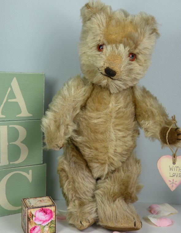 ANTIQUE & VINTAGE TEDDY BEARS 1 #17