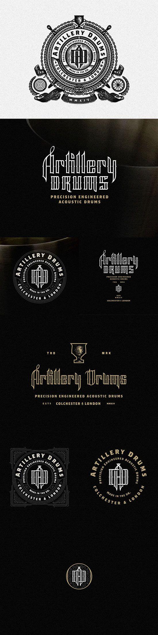 Beautiful and Very Details Logo Designs by Joe White | iBrandStudio