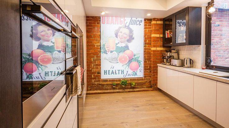 Chantelle + Steve's Kitchen | The Block Fans v Faves | Jump-in