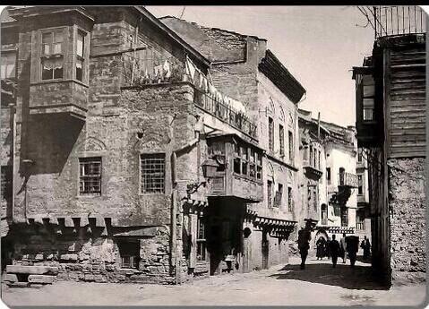 Balat her dönemde başka bir masal anlatır (1910) #istanbul #istanlook