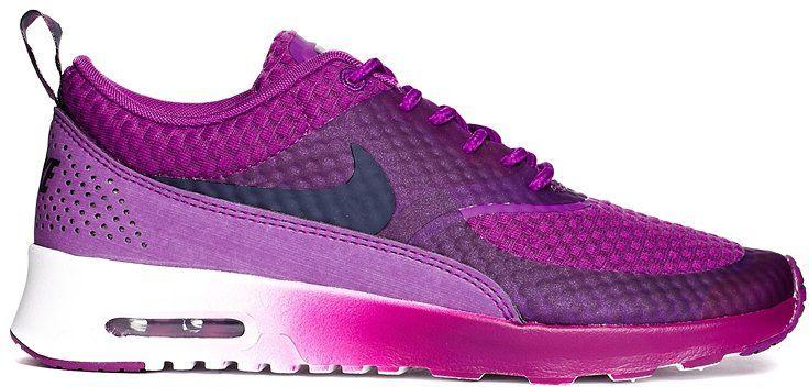 Nike Air Max Thea PRM Purple Trainers - Purple