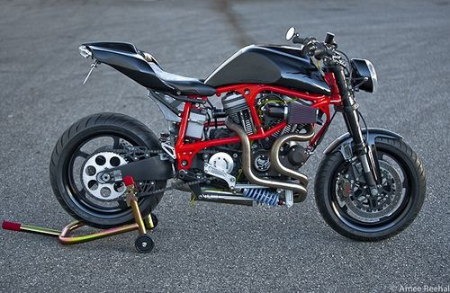 Customized Buell