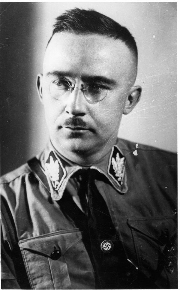 report on heinrich himmler adolf eichmann Otto adolf eichmann was a german nazi ss-obersturmbannführer (lieutenant  colonel) and  eichmann was one of the officials who received regular detailed  reports of their activities on 31 july, göring gave heydrich  specific deportation  orders came from reichsführer-ss heinrich himmler eichmann's office was.