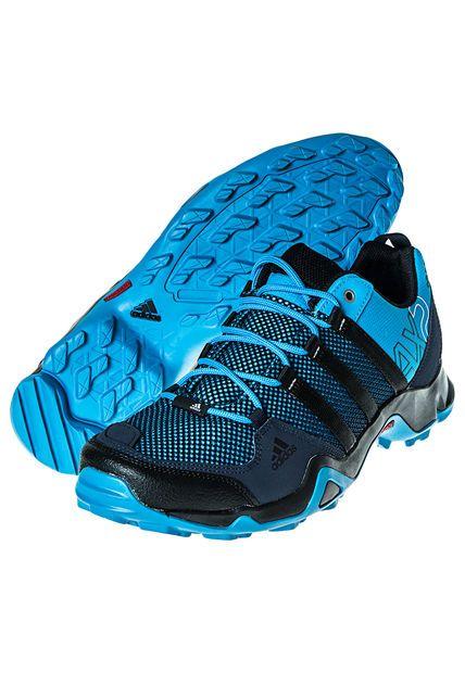 zapatilla adidas ax 2 azul