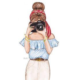 خلفيات للهاتف للبنات كيوت Fashion Art Illustration Girly Drawings Bff Pictures