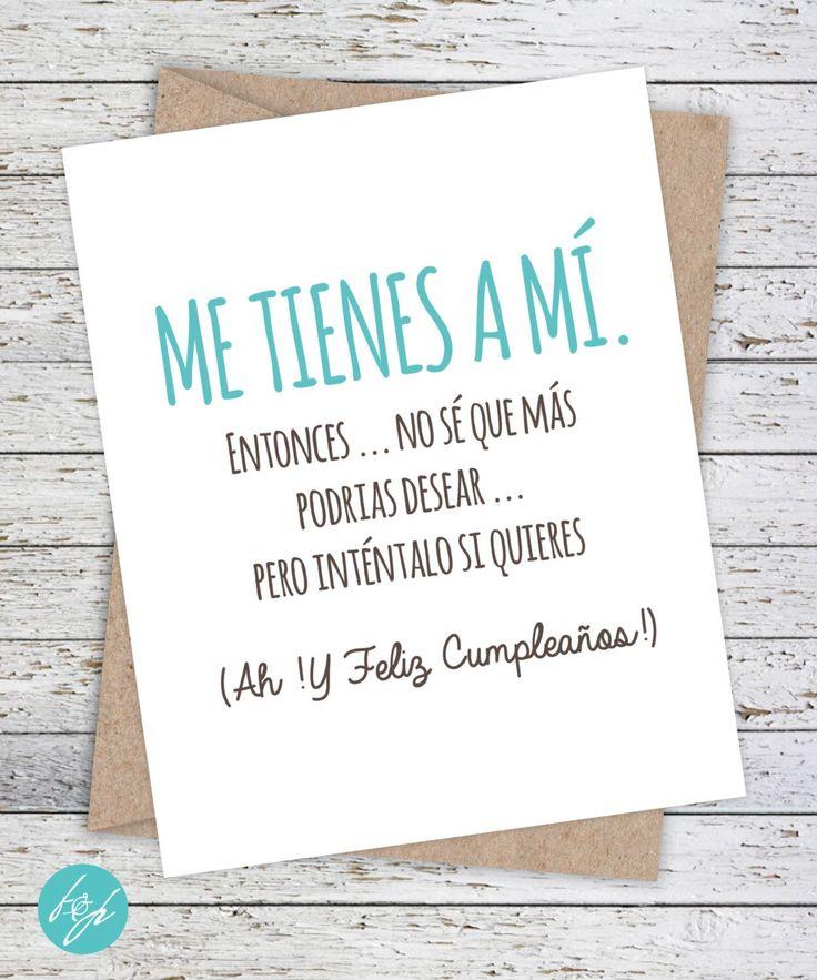 Happy Birthday Quotes For Boyfriend In Spanish: Best 25+ Girlfriend Birthday Card Ideas On Pinterest