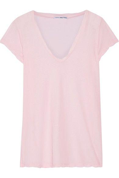 James Perse | Cotton-jersey T-shirt | NET-A-PORTER.COM