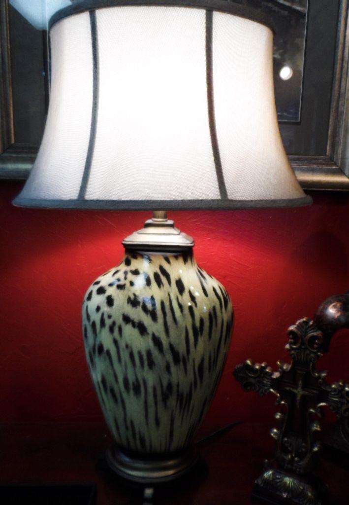 17 Best Images About Leopard Lamps On Pinterest Ralph