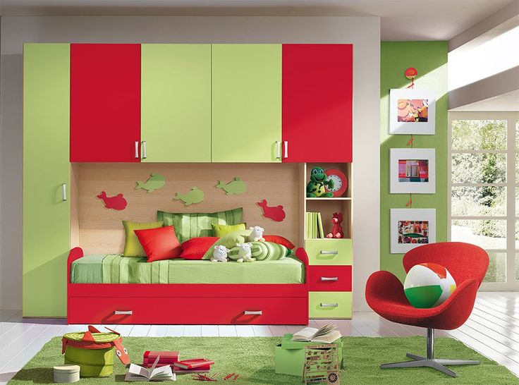 Italian Kids Bedroom Composition VV S003GR - $2,099.00