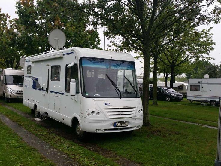 Niesmann + Bischoff Flair 8000 Tolles Fahrzeug Komplette Ausstattung