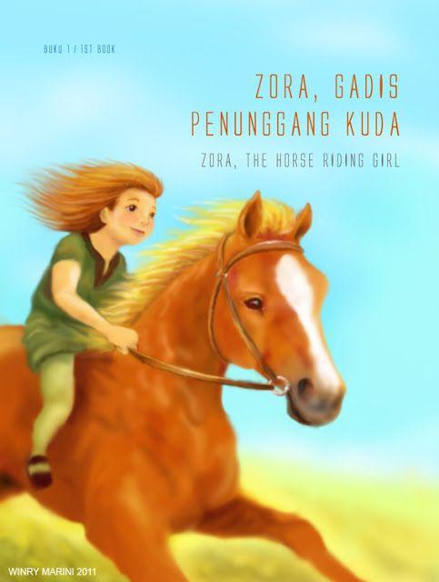 Art and Lore: Zora, Gadis Penunggang Kuda