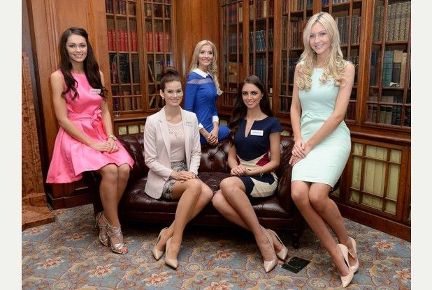 Murray Edwards student Carina Tyrrell prepares for Miss World final in London