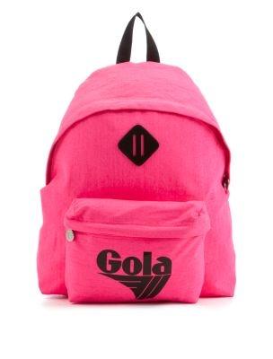 Gola Harlow Neon Pink Backpack