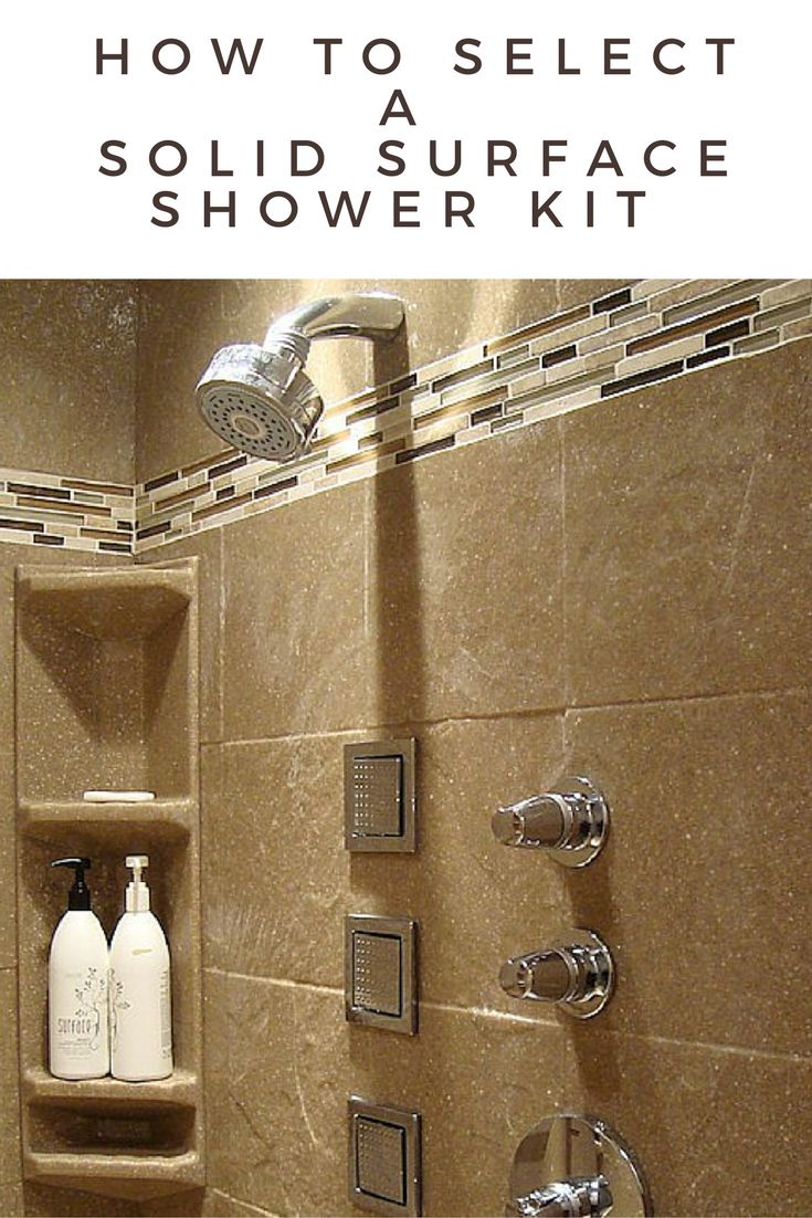 Grout free shower wall systems are hot - but it's important when buying one to make sure you have everything you need in the kit - the shower pan, wall panels, base and accessories. This article (a top 10 remodeling blog post of Innovate Building Solutions) makes sure you'll have everything you need in a cultured marble or solid surface shower kit.
