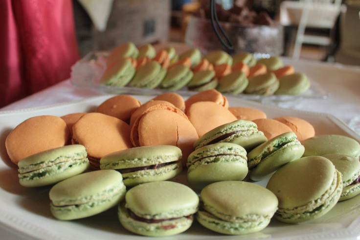 Macarons made by my friend