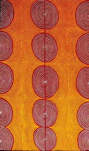 Mantua Nangala, Aboriginal ~ Untitled, 2011