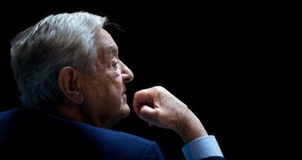 George Soros s-a îmbogățit iar din prăbușirea pieței financiare britanice