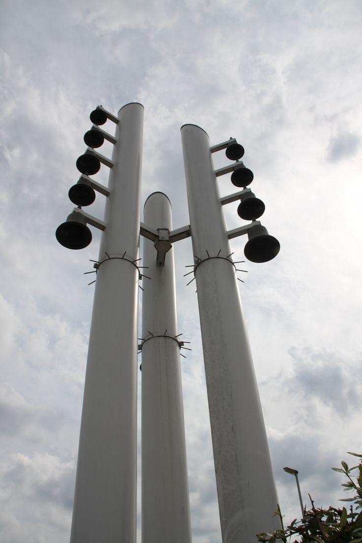 Verrijzeniskerk klokken Alexander @HetLageLand Rotterdam,The Netherlands