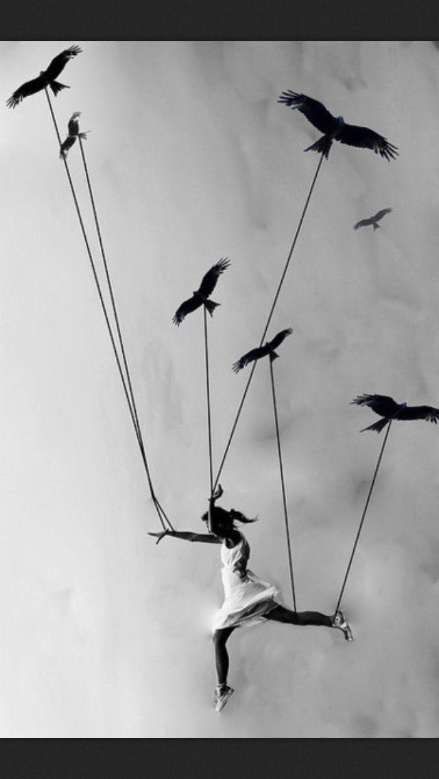 Bird Puppet inspiration