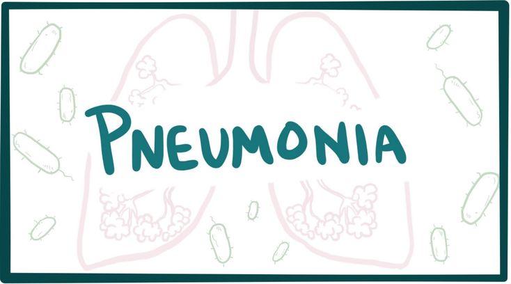 Pneumonia - causes, types, & symptoms