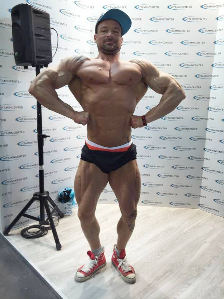 Antonio Ludovico #teamVitaminCenter #RW16 #riminiwellness #fitness #bodybuilding #italia