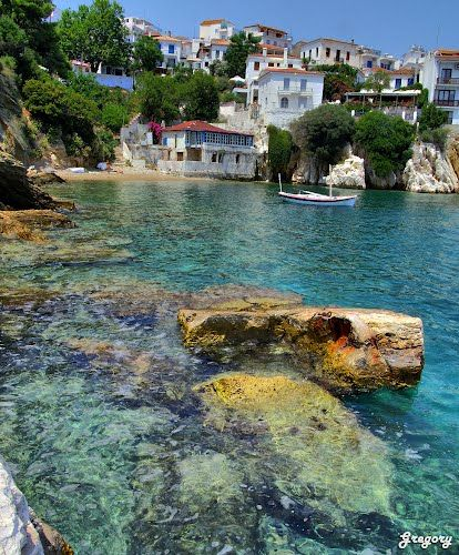 There's something about this place...Skiathos