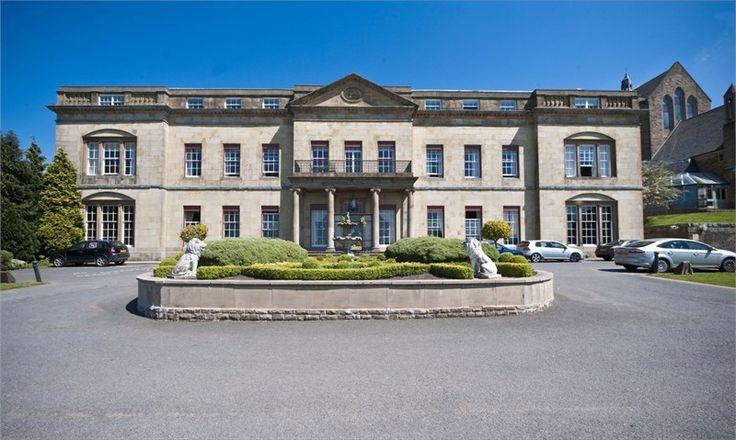 Shrigley Hall Hotel, Golf & Country Club Wedding Venue