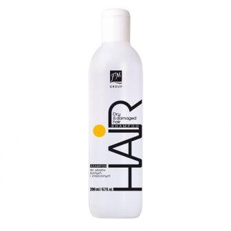 Shampoo per capelli secchi e danneggiati:     Collezione: Hair Care     Capacità: 200ml  Gli ingredienti accuratamente selezionati rendono i capelli elastici, morbidi e levigati, facilitano la pettinatura, prevengono l'effetto crespo e lo spezzarsi dei capelli.  Lascia sui capelli un delicato aroma floreale. Ordina al 3469856310\\ Catania