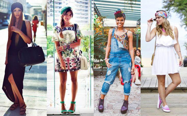 Faça penteados com turbantes em looks urbanos, dando um toque único.