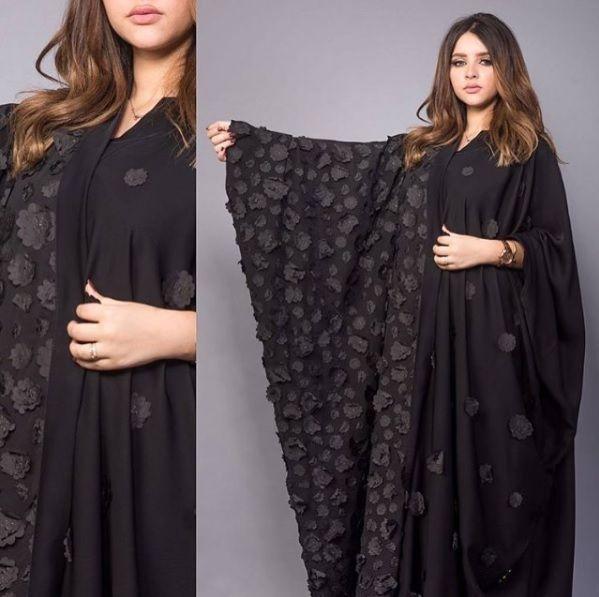 Latest Abaya Design #Abaya #Abaya 2017