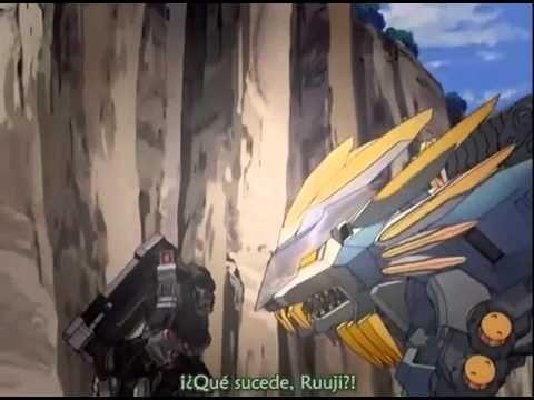 Did Zoids Genesis ever get a dub? | Anime Superhero Forum