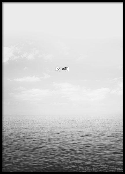 Mindfulness Poster | Poster und Plakate online | desenio.de
