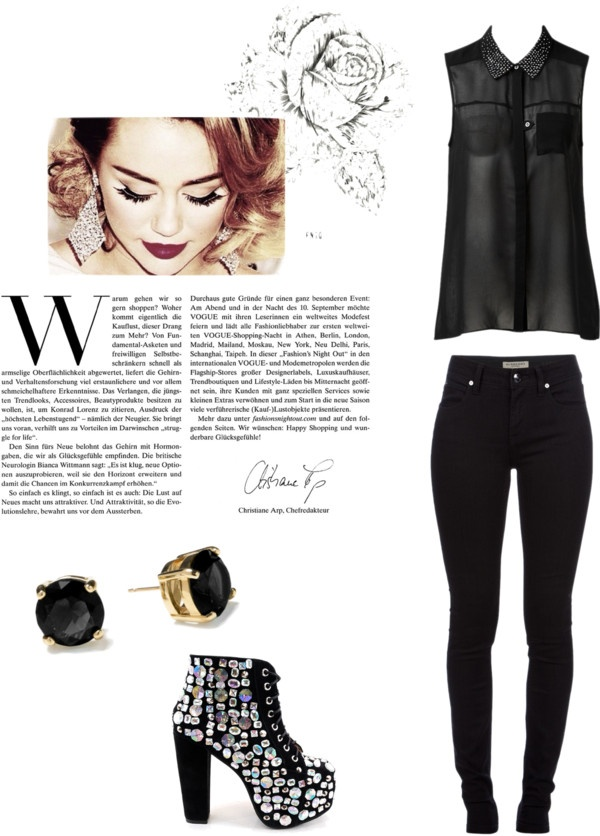 """Urban Chic"" by ailee87 on Polyvore"
