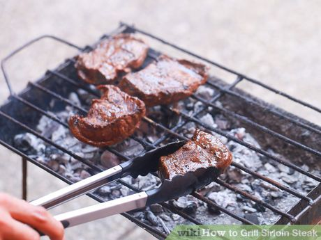 Image titled Grill Sirloin Steak Step 7