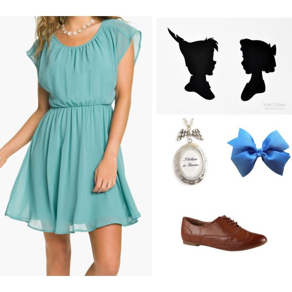 Wendy Darling inspired by DisneyBound (my Halloween costume) | s t y l e |  Halloween costumes, Cute costumes, Couple halloween costumes