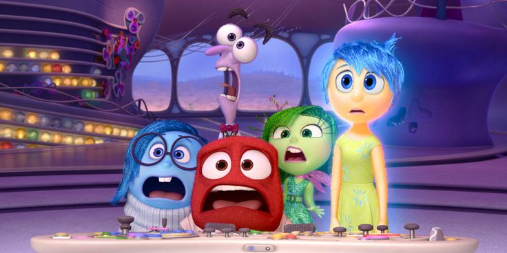 Soundtrack review : Inside out Michael Giacchino -2015)