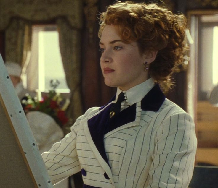 kate winslet as rose dewitt bukater in titanic 1997 i. Black Bedroom Furniture Sets. Home Design Ideas