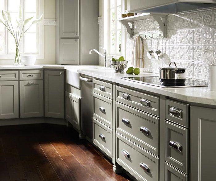 Modern Kitchen Color Choices: Best 25+ Kraftmaid Kitchen Cabinets Ideas On Pinterest