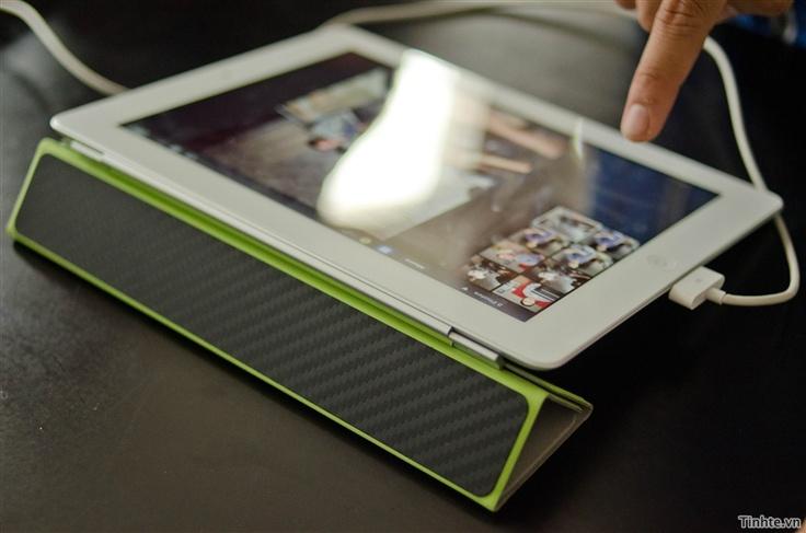 iPad 2012 vẫn sẽ hoạt động với Smart Cover, pin lớn hơn 60%