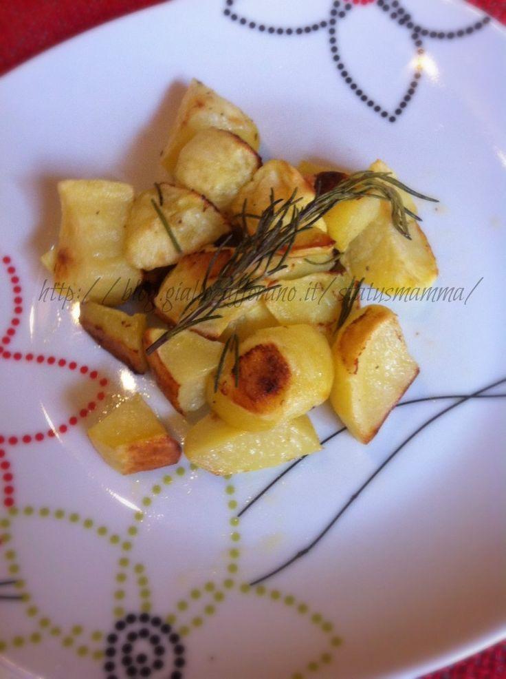 Patate arrosto cottura al microonde ricetta veloce statusmamma blog cucina foto rosmarino aglio