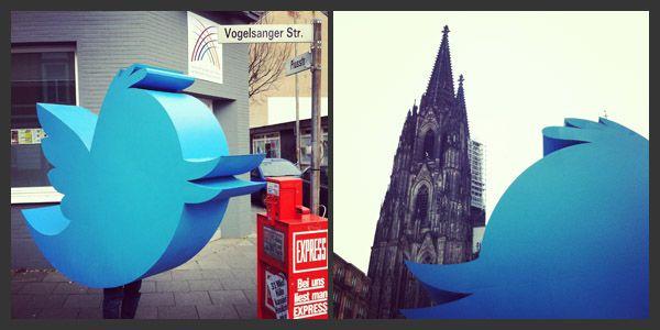 #twithubcgn: TweetyCGN - Wir haben einen Vogel