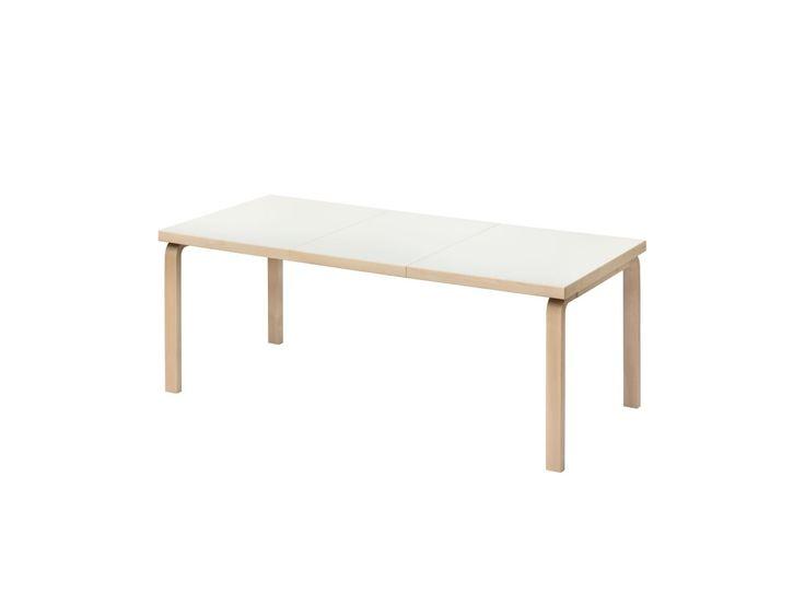 Artek - Products - Tables - EXTENSION TABLE 97 ALVAR AALTO