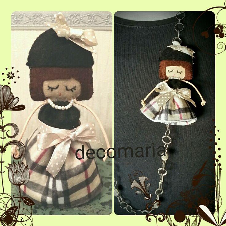 Bambolina gioiello