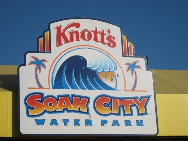 Water Slides Parks In California | Pictures of Soak City in Buena Park, CA [Slideshow]